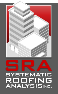 sra sysytematic roofing analysis inc.